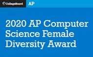 AP Computer Science Award